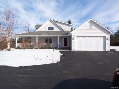 Niagara County Single Family Home A-Active: 7030 Groff Road