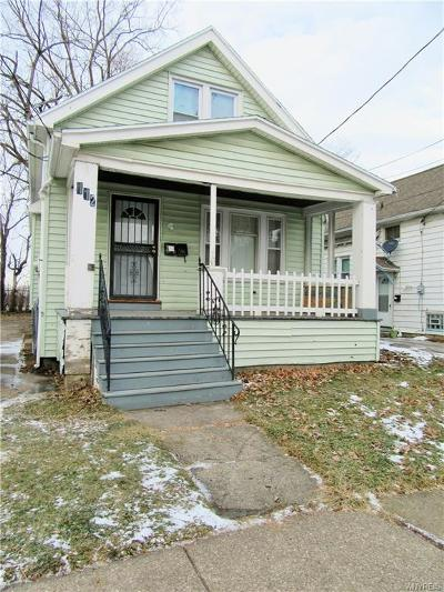 Buffalo Multi Family 2-4 A-Active: 112 Longview Avenue