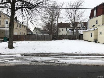 Buffalo Residential Lots & Land A-Active: 38 Dewitt Street