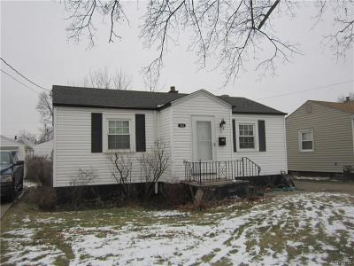 Niagara Falls NY Single Family Home A-Active: $41,900