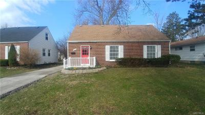 Amherst NY Single Family Home A-Active: $199,900