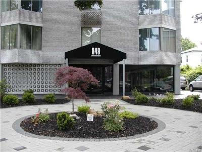 Erie County Condo/Townhouse A-Active: 849 Delaware Avenue #603