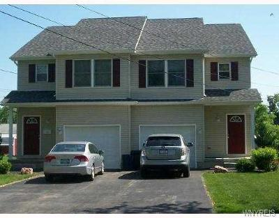 Erie County Multi Family 2-4 A-Active: 35 Brown Street