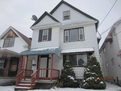 Erie County Multi Family 2-4 A-Active: 124 Weaver Street