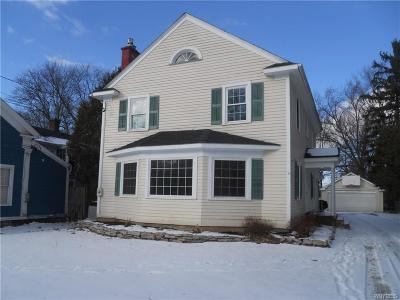 Genesee County Single Family Home A-Active: 111 East Main Street