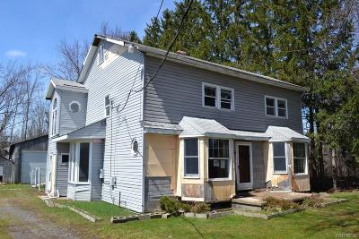 Orchard Park Single Family Home A-Active: 3658 South Benzing Road