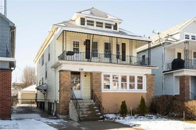 Erie County Multi Family 2-4 C-Continue Show: 338 North Park Avenue