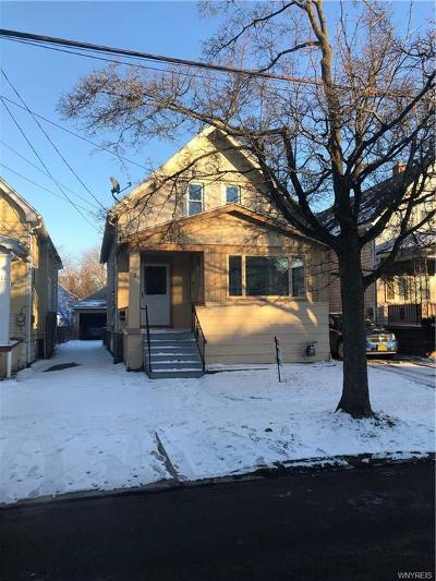 Buffalo Single Family Home A-Active: 7 Eller Avenue