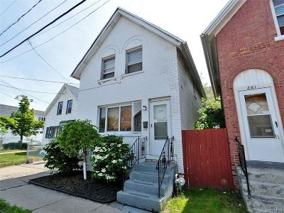 Buffalo Single Family Home A-Active: 283 Ludington Street