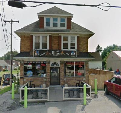 Buffalo NY Commercial A-Active: $259,900