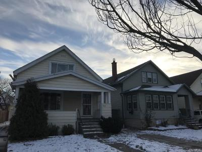 Buffalo Single Family Home A-Active: 405 Lasalle Avenue