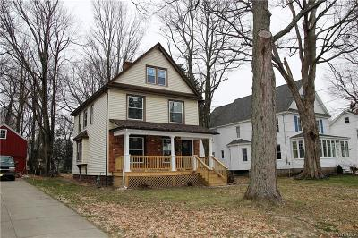 Hamburg Single Family Home A-Active: 77 Pleasant Avenue