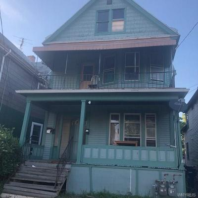 Buffalo Multi Family 2-4 A-Active: 8 Schreck Avenue
