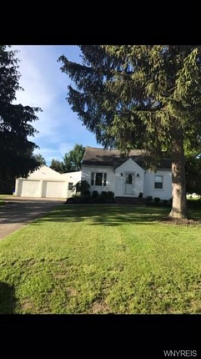 West Seneca Single Family Home A-Active: 983 East And West Road