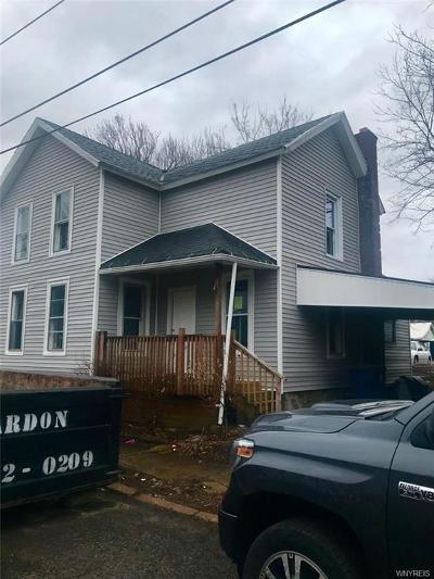 Niagara County Single Family Home A-Active: 16 Evans Street