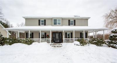 Orchard Park Single Family Home A-Active: 3350 Angle Road