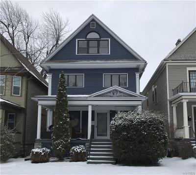 Buffalo NY Single Family Home A-Active: $159,900