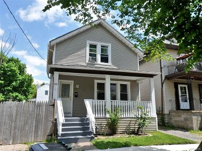 Buffalo NY Single Family Home A-Active: $74,999