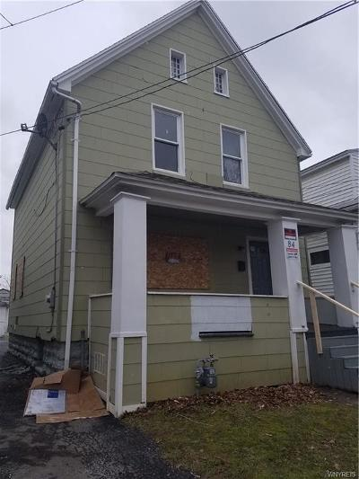 Buffalo NY Single Family Home A-Active: $65,984