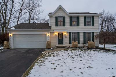 Erie County Single Family Home A-Active: 129 Hitching Post Lane