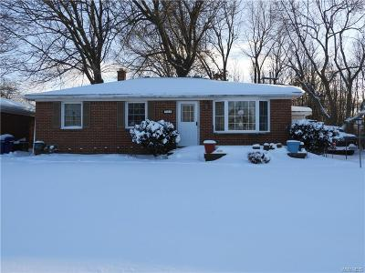 West Seneca Single Family Home A-Active: 85 Willowcrest Drive