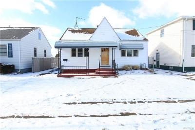 Erie County Single Family Home A-Active: 70 Rossler Avenue