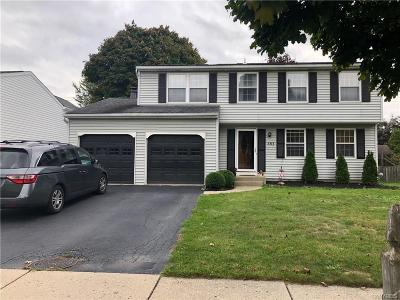 North Tonawanda Single Family Home A-Active: 583 Wurlitzer Drive