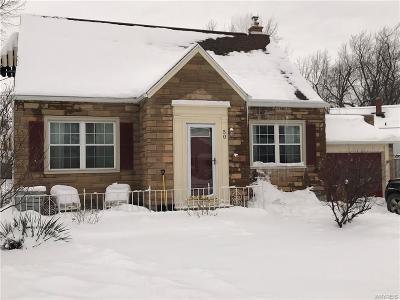 Cheektowaga Single Family Home A-Active: 50 Coralwood Court