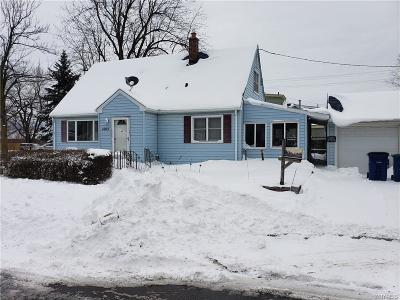Amherst Single Family Home P-Pending Sale: 1005 Sweet Home Road