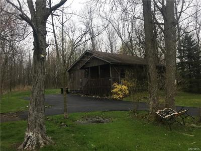 Single Family Home A-Active: 1061 Ransom Road