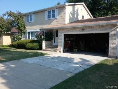 Erie County Single Family Home A-Active: 2500 William Street