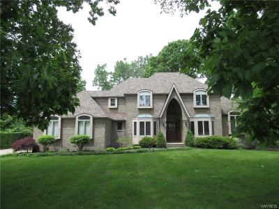 Grand Island Single Family Home A-Active: 69 Lakeview Drive