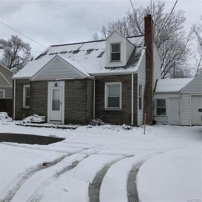 Erie County Single Family Home A-Active: 5270 Sheridan Dr Drive