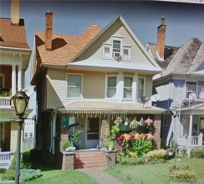 Niagara Falls Single Family Home A-Active: 724 Buffalo Avenue