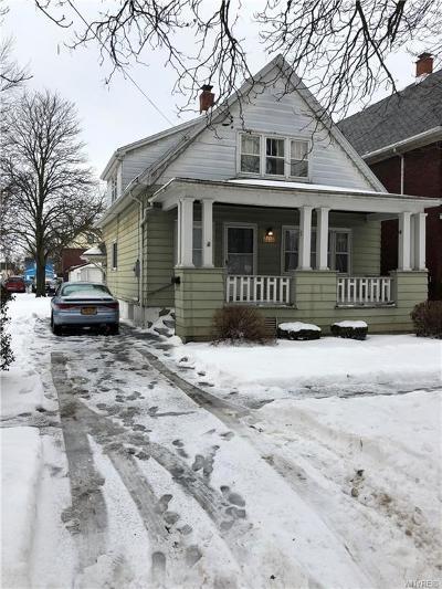 Niagara Falls Single Family Home A-Active: 2255 Welch Avenue