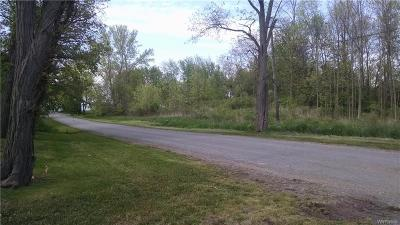 Orleans County Residential Lots & Land A-Active: V/L Marshall Road