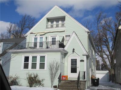 Multi Family 2-4 U-Under Contract: 292 Stillwell Avenue