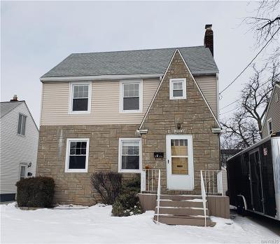 Niagara Falls Single Family Home U-Under Contract: 2922 Weston Avenue