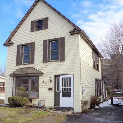 Lancaster Single Family Home A-Active: 25 North Aurora Street