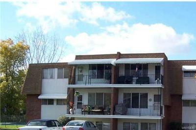 Niagara Falls NY Condo/Townhouse U-Under Contract: $57,000