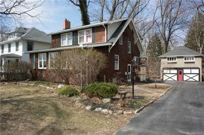 Genesee County Single Family Home A-Active: 4063 West Main Street Road