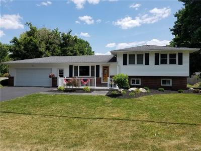 Genesee County Single Family Home U-Under Contract: 288 Ross Street