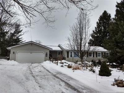 Orleans County Single Family Home A-Active: 1048 Archbald Road