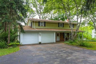 Orleans County, Monroe County, Niagara County, Erie County Single Family Home U-Under Contract: 130 Creek Road