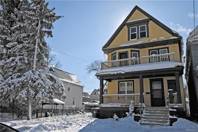 Lackawanna Multi Family 2-4 U-Under Contract: 33 Parkview Avenue