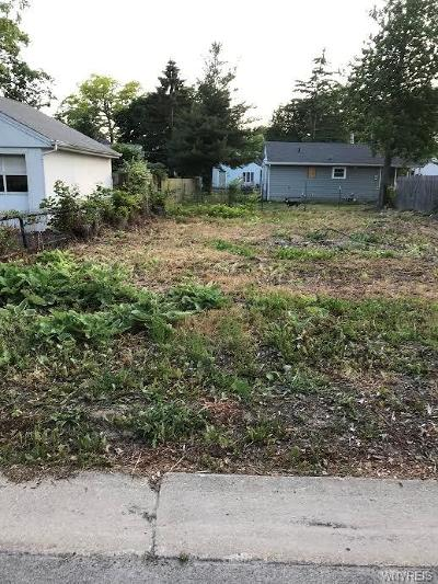 Niagara County Residential Lots & Land A-Active: Vl Park Avenue West