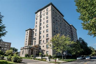 Buffalo Condo/Townhouse A-Active: 33 Gates Circle #6-C