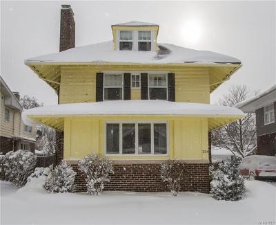Buffalo Single Family Home A-Active: 334 Woodbridge Avenue