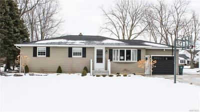Single Family Home Sold: 7205 Graydon Drive