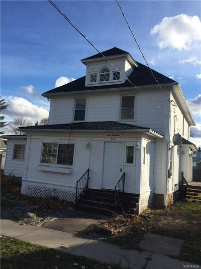 Orleans County Single Family Home A-Active: 114 Maole Avenue